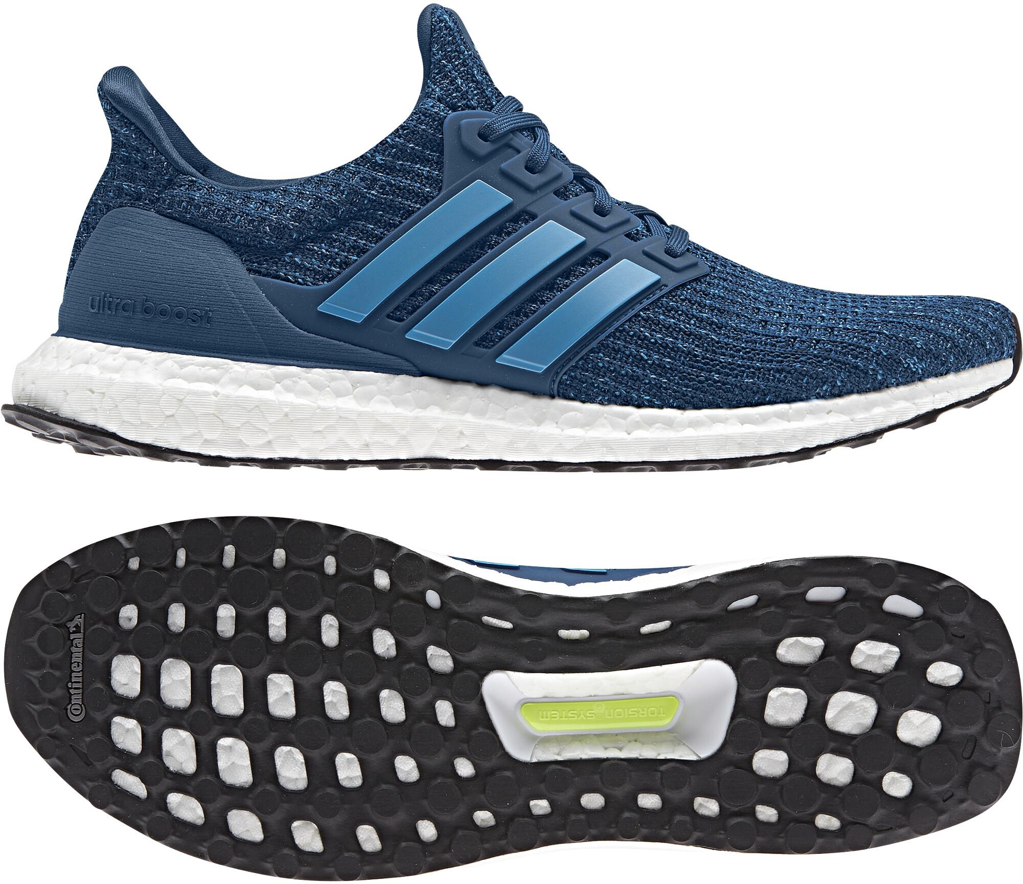promo code 7127f 9aa57 adidas UltraBoost - Chaussures running Homme - bleu